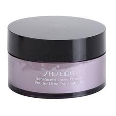 Shiseido Base Translucent transparentny puder sypki