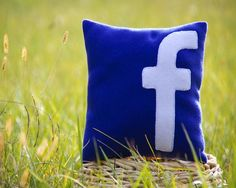 Facebook Pillow – $4