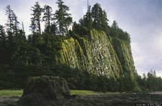 Haida Gwaii is an ancient Canadian archipelago located just off the coast of British Columbia.