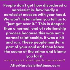 So damn true! He was a true monster that spewed lie after lie. So deceitful. So evil. Narcissistic People, Narcissistic Abuse Recovery, Narcissistic Behavior, Narcissistic Sociopath, Narcissistic Personality Disorder, Ending A Relationship, Abusive Relationship, Toxic Relationships, Narcissist Quotes