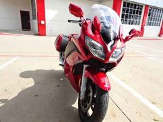 Used 2014 Yamaha FJR1300 A Motorcycles For Sale in Texas,TX. 2014 Yamaha FJR1300 A, Call Bill (817) 421-4663 YAMAHA INVENTED SUPERSPORT TOURING. The FJR1300 sets the benchmark against which all other supersport tourers are measured. State-of-the-art innovations include electronic cruise control, a traction control system, drive-mode that lets you select the performance character, meter panel design with advanced styling and function, and an aerodynamic front fairing design for improved…