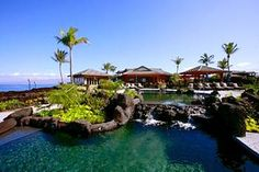 A fantastic place to stay while you are on vacation in The Big Island!  We have a beautiful condo for rent 3b/b ask for unit 18G and tell them Monica sent you. :)