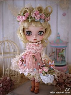 Pink #doll