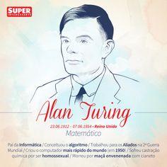 Alan Turing - Superinteressante