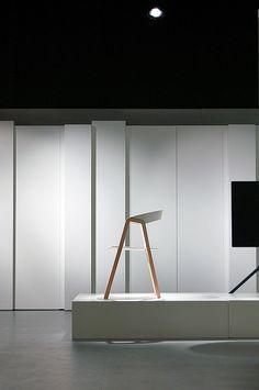 Compas by Patrick Norguet - Kristalia #norguet #plastic #wood