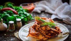 Представляем вашему вниманию рецепт очень вкусной лазаньи, которая понравится даже тем, кто не сидит на диете.