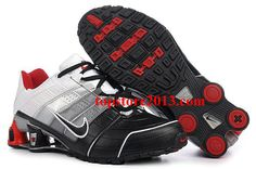 more photos 9cae4 cd9cc Find Men s Nike Shox NZ Shoes Black Grey Silver White Red Super Deals  online or in pumacreepers. Shop Top Brands and the latest styles Men s Nike  Shox NZ ...