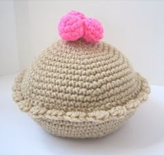 CROCHET N PLAY DESIGNS: Free Crochet Pattern: Doodleberry Pie
