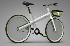 T-bike by Jung Geun Tak & Shinhyun Kang of T.A.K studio