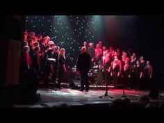 Gospelkoor Joyful Sound - I wanna say thank you - YouTube