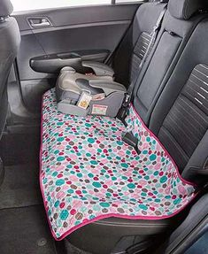 This Quilted Back Seat Cover helps keep your car seat clean. Seat Cleaner, Car Seat Protector, Back Seat Covers, Lakeside Collection, Kids Pillows, Custom Pillows, Car Accessories, Outdoor Gear, Baby Car Seats