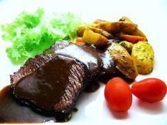 Delicious pot roast/Ylikypsä patapaisti