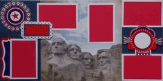 192 Simply Stitched Mount Rushmore 2 Kit
