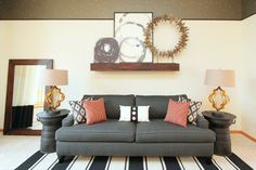 Living Rooms On Pinterest Brown Sofas Living Rooms And Brown Couch