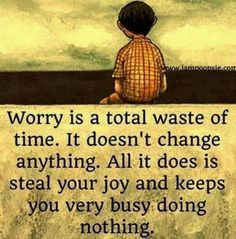 Don't Worry Be Happy Inspirational Quotes : theBERRY