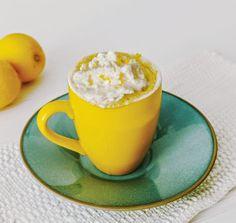 Lemon Cloud Mug Cake | Kirbie's Cravings | A San Diego food & travel blog