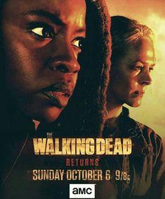 SEASON 10 Dont Open Dead Inside, Walking Dead Tv Show, Fan Art, Seasons, Zombies, Movie Posters, Universe, Wallpapers, Seasons Of The Year