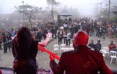 Festival em Paranapiacaba