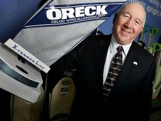 The Oreck family made a proposed bid for about $22 million to purchase the ailing vacuum cleaner manufacturer Oreck Corp.