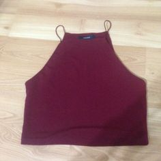 Crop Top Worn a few times, good condition Forever 21 Tops Crop Tops