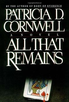 All That Remains by Patricia Cornwell, http://www.amazon.com/dp/0684193957/ref=cm_sw_r_pi_dp_FhyMrb0Z2C706