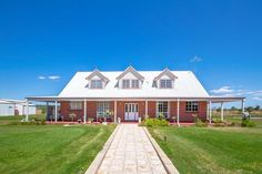 89 lockville road busselton WA 6280 Period, England, Trees, Mansions, House Styles, Home Decor, Decoration Home, Manor Houses, Room Decor