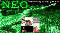 Traffic Hurricane Strategy LIVE hangout 💪 - Feb 16 2017