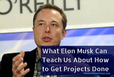 Elon Musk has had lots of success over the years and there are lots he can teach us about how to do projects better. In this article we will look at some of the principles that Elon Musk uses to get stuff done. Elon Musk Projects, Project Management, Getting Things Done, Over The Years, Improve Yourself, Campaign, Articles, Success, How To Get