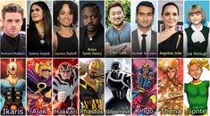 The Eternals: The costumes of the next heroes are revealed While the shooting of the Eternals began Angelina Jolie and Richard Madden had to be evacuated from the shooting, Marvel Art, Marvel Comics, Mcu Marvel, New Superheroes, Film Le, Kit Harrington, Marvel Costumes, Richard Madden, Avengers Movies