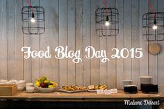 Auf dem #FoodBlogDay2015 in #Frankfurt, trafen sie zusammen: #Foodies, #Blogger, Redakteure, Helden des Genusses! #foodblogday #foodblog