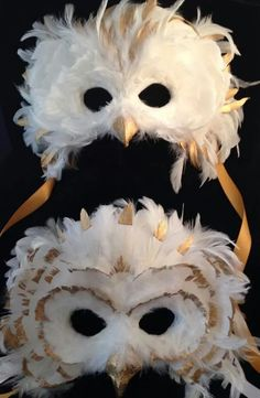 Bride and groom masks, how cute!!