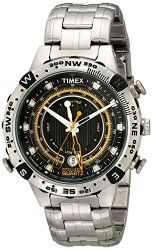 de3648d0318d Timex Men s T2N738 Intelligent Quartz Adventure Series Tide Temp Compass  Bracelet Watch