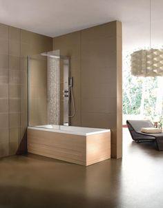 Era Plus Box 180x80 badekar med dusj