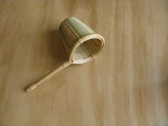 Bamboo tea strainer| Mr Kitly