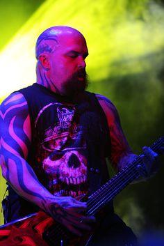 Kerry King - Slayer, Megadeth, Witchery, Sum 41, Marilyn Manson