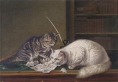 Art by Horatio Henry Couldery
