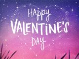 Sending a Million Little Wishes Your Way. Happy Valentine's Day