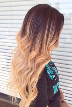 Dirty blonde hair is so underrated. Yet, it is actually quite stunning and can be styled in many different ways. See sexy hairstyles here.