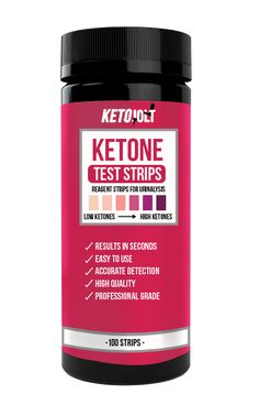 Are you in ketosis? Find out if your body is producing ketones with these handy keto testing strips. Weight Loss Goals, Weight Gain, How To Lose Weight Fast, Keto Diet Plan, Ketogenic Diet, Health And Wellness, Health Fitness, Fat For Fuel, Workout Clothes Cheap