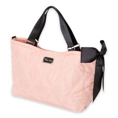 Product Image for Thea Thea Sara Diaper Bag in Pink 1 out of 4