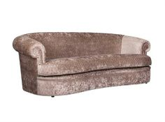 Kidney Couch Ripple Incl 3 Down Scatters And Fringing Measurements 2400 x 1000 x 800