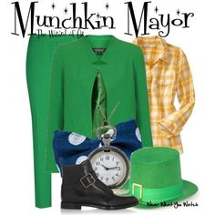 Inspired by Charlie Becker as Munchkin Mayor in 1939's The Wizard of Oz. Description from pinterest.com. I searched for this on bing.com/images