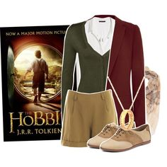 """The Hobbit"" by annabelle-95 on Polyvore"