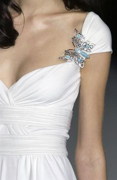 Valentino's lovely butterfly details love the butterfly
