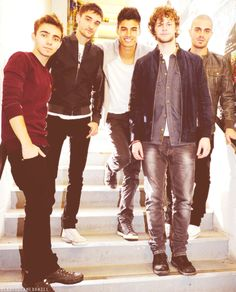 The Wanted And Their Names