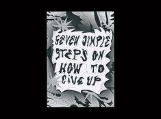 """Nastia Cistakova (@nastiacistakova) posted on Instagram: """"Ooit maakte ik een zine om tips te geven aan millenials. De tip van mij? Opgeven vriend. BYE!! Lees het hier. Ik help graag, graag gedaan 😍"""" • Apr 8, 2021 at 10:28am UTC Giving Up, Zine, Om, Cover, Books, Instagram, Libros, Book, Letting Go"""
