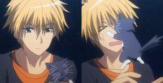 Isn't he cute? Usui Takumi!