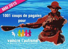 C'est parti pour un bon gros défi pour 2015 : descente de la LOIRE en kayak de mer jusqu'à l'Océan, en récoltant des fonds pour l'accueil d'enfants autistes dans des structures adaptées. On vous emmène ?