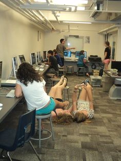 Looks like the Digital Photography campers are having a flash of inspiration! http://www.coloradoacademysummer.org/