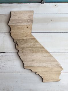 CA Timber // California made from reclaimed lumber